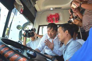 Đà Nẵng ký kết lắp đặt camera trên xe vận tải du lịch
