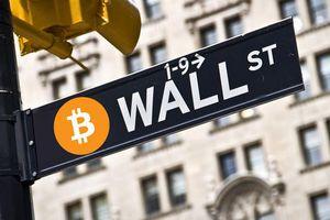 Phố Wall tìm thời điểm gia nhập thị trường tiền số