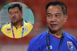 Thảm bại tại ASIAD, sếp lớn bóng đá Thái vẫn 'nói cứng'