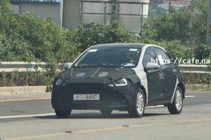 Hyundai i10 mới được thử nghiệm tại Hàn Quốc