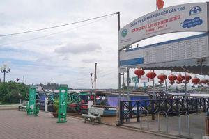 Giải pháp mạnh chấn chỉnh nạn 'chèo kéo' khách ở bến Ninh Kiều