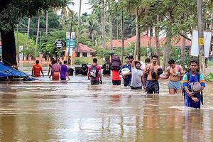 Ấn Độ tuyên bố thiên tai nghiêm trọng tại khu vực lũ lụt