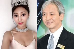 Á hậu 9X Hong Kong bỏ việc sau khi cưới đại gia tuổi U70