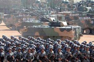 Nếu chiến tranh nổ ra, Trung Quốc có thể huy động bao nhiêu quân?