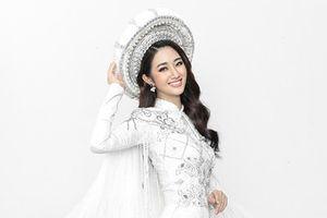Hoa hậu Thu Ngân rạng rỡ kêu gọi tuyển sinh cuộc thi Hoa hậu Bản sắc Việt Toàn cầu 2018