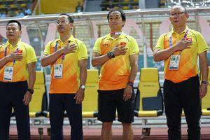 Olympic Việt Nam: Cửa sáng vào tứ kết