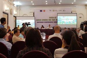 Tuần lễ năng lượng tái tạo Việt Nam 2018