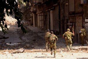 Quân đội Syria nghiền nát thánh chiến tấn công tại Latakia