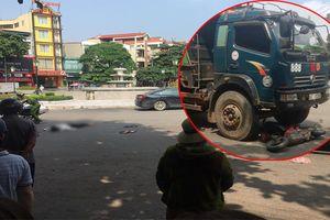 Va chạm với xe tải, hai nữ sinh lớp 10 thương vong tại Vĩnh Phúc