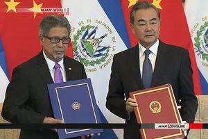 Quốc gia ở Trung Mỹ El Salvador chấm dứt quan hệ với Đài Loan