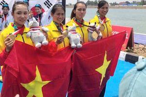 Việt Nam đã có VÀNG tại ASIAD