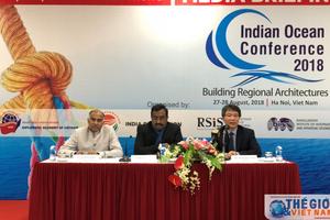Việt Nam có vai trò tích cực trong Hội thảo Ấn Độ Dương