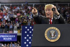 TT Trump hứa hẹn sẽ 'đến lượt' người Palestine được lợi sau Israel