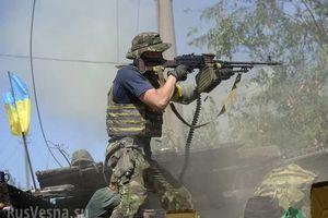 Chiến sự Ukraine: Xạ thủ súng máy Kiev mất mạng vì bắn tỉa ở Donbass