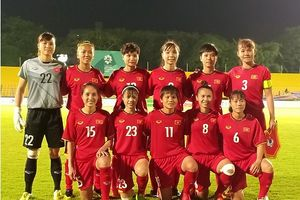 Lịch thi đấu và tường thuật bóng đá nữ ASIAD 2018 trên VOV-VTC