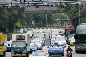 Khởi động 'cuộc chiến' sở hữu ô tô ở Singapore
