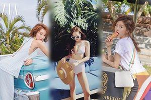 Dàn mỹ nhân xứ Hàn siêu gợi cảm giữa nắng hè