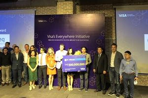 Quán quân Việt Nam đầu tiên của Visa's Everywhere Initiative