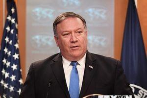 Ngoại trưởng Mỹ Pompeo có thể đến Nhật Bản sau khi thăm Triều Tiên