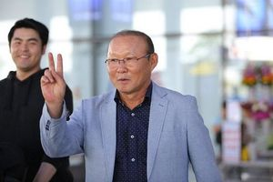 Chuyện về 'ông chú Hàn Quốc' Park Hang Seo yêu học trò hết mực lại còn siêu đáng yêu