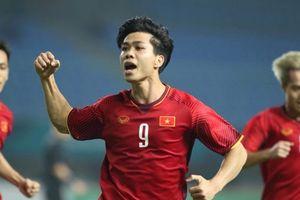 U23 Việt Nam lập chiến thắng trước Bahrain, người hâm mộ kéo nhau vào fanpage Công Phượng để 'kể tội'