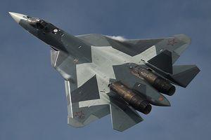 Tiêm kích Su-57 của Nga sẽ có trí tuệ nhân tạo