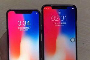 Chưa ra mắt, iPhone X 2018 và iPhone X Plus đã bị làm giả
