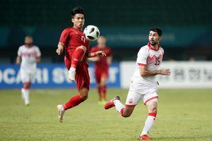 'Indonesia là đất lành của bóng đá Việt Nam tại ASIAD'