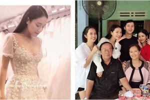 Động thái bất ngờ của Nhã Phương sau lễ đính hôn bí mật với Trường Giang