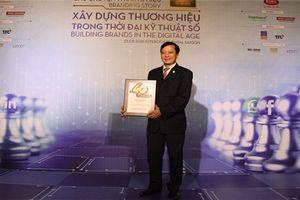 HDBank lần đầu lọt top những thương hiệu giá trị nhất Việt Nam