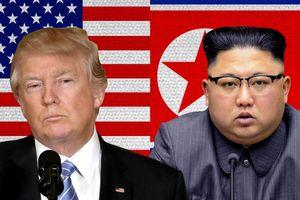 Tổng thống Trump bất ngờ hủy chuyến đi đến Triều Tiên, đổi giọng về đàm phán hạt nhân