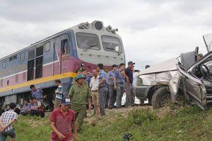 Nghệ An: Tai nạn đường sắt khiến 4 người thương vong