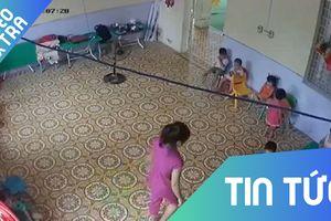 Thêm clip giáo viên 'nhồi nhét' thức ăn cho trẻ mầm non ở Hà Nội