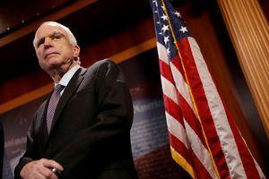 Thượng nghị sĩ Mỹ McCain, người nỗ lực vun đắp quan hệ Mỹ-Việt, qua đời