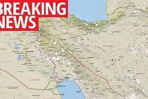 Động đất rung chuyển Iran, 1 người thiệt mạng, nhiều người bị thương