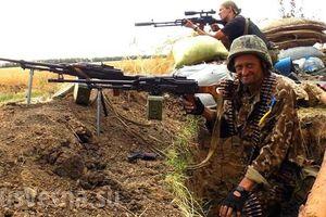 Binh sĩ Ukraine liều tấn công Donbass thảm bại, 11 lính chết và bị thương