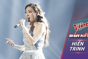 Thể hiện ca khúc mới của Lưu Thiên Hương, Hiền Trinh truyền tải trọn vẹn thông điệp ý nghĩa