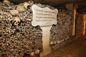 Khám phá bất ngờ về những hầm mộ đặc biệt nhất thế giới