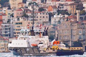 Nga tiếp tục điều thêm tàu chiến tới Syria