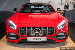Mercedes-AMG GT C ra mắt tại Malaysia, giá hơn 355.000 USD