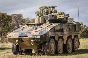 Australia chọn tên lửa chống tăng Israel cho xe bọc thép mới