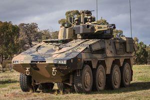 Australia chọn tên lửa chống tăng Israel cho xe thiết giáp mới