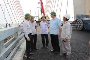 Tuyến cao tốc Hạ Long - Hải Phòng dự kiến khánh thành vào ngày 01/09/2018
