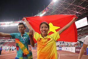 Bùi Thu Thảo giành HCV lịch sử cho điền kinh Việt Nam