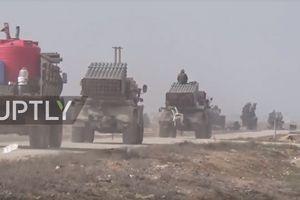 Quân đội Syria dồn binh lực về tây nam Aleppo, chuẩn bị kết liễu thánh chiến