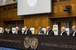 Iran đệ đơn lên Tòa án Quốc tế, yêu cầu Mỹ dỡ bỏ trừng phạt