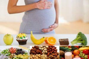 Bà bầu lưu ý những điều này để khỏe mạnh suốt thai kỳ