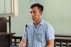 Dọa giết phóng viên, bị phạt 6 tháng tù treo