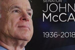 Khi nước Mỹ không còn John McCain