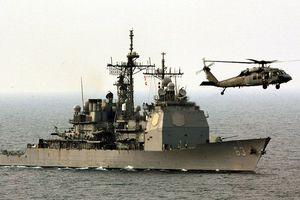 Bộ Quốc phòng Nga: Mỹ đang 'lăm le' tập kích Syria bằng tên lửa hủy diệt